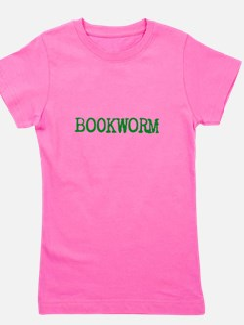 BOOKWORM Girl's Tee
