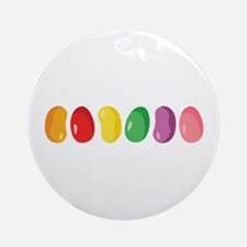 Jelly Beans Ornament (Round)