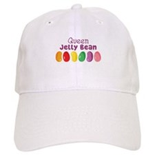 Queen Jelly Bean Baseball Baseball Cap