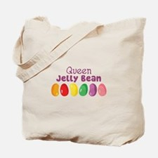 Queen Jelly Bean Tote Bag