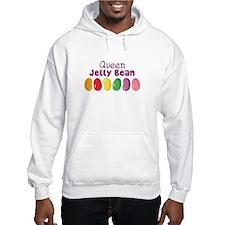 Queen Jelly Bean Hoodie