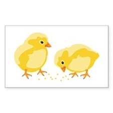 Baby Chicks Decal