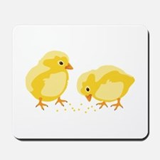 Baby Chicks Mousepad