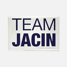 Team Jacin Rectangle Magnet