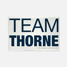 Team Thorne Rectangle Magnet