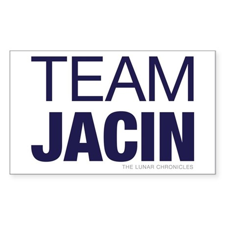 Team Jacin Sticker (Rectangle)