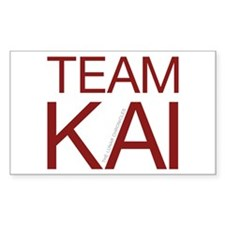Team Kai Decal