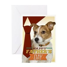 Jack Russell Fathers Day Cards