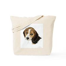 Lovely Beagle Tote Bag