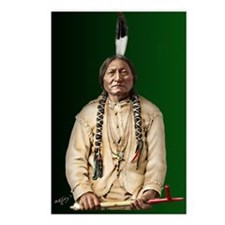Sitting Bull Postcards (Package of 8)
