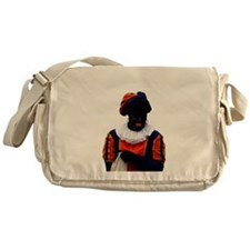 Zwarte Piet Messenger Bag