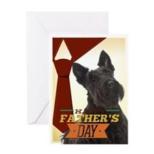 Scottie Fathers Day Cards