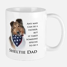 Sheltie Dad Mug