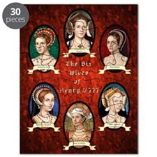 Six Wives of Henry VIII Puzzle