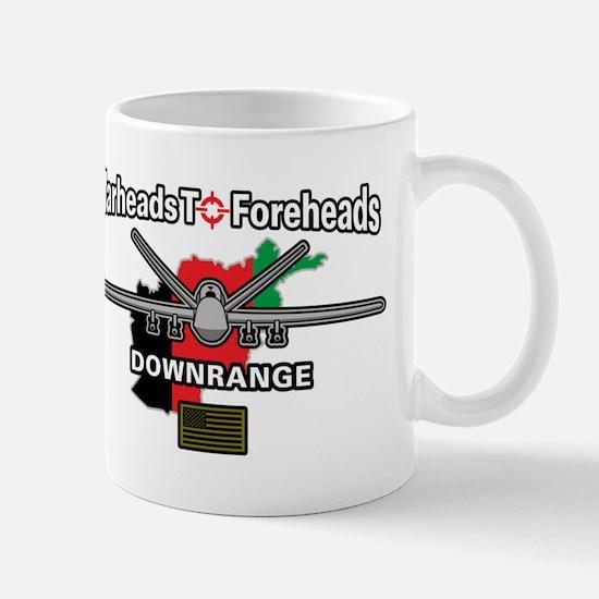 Warheads To Foreheads Mugs