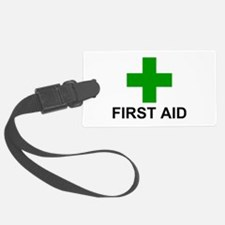 GC First Aid Luggage Tag
