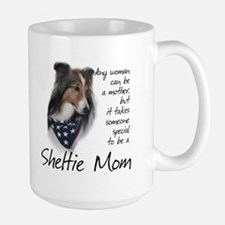 Sheltie Mom #1 Mug