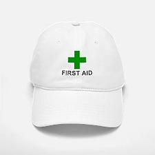 GC First Aid Baseball Baseball Baseball Cap