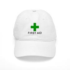 GC First Aid Baseball Baseball Cap