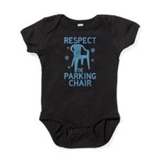 Respect The Parking Chair Baby Bodysuit
