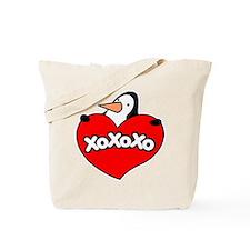 Penguin Lover Tote Bag