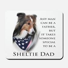 Sheltie Dad Mousepad