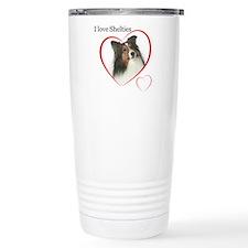 Sheltie Love Travel Mug