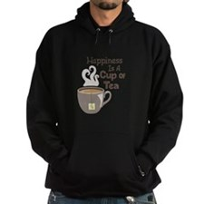 Happiness Is A Cup Of Tea Hoody