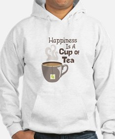 Happiness Is A Cup Of Tea Hoodie