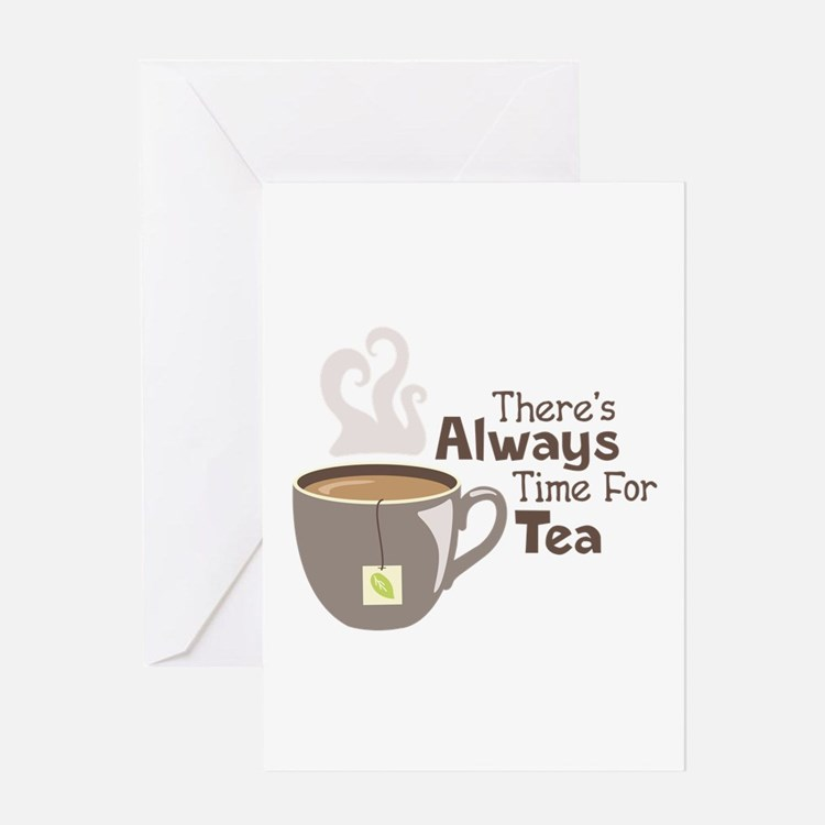 Kitchen Tea Quotes For Cards: Kitchen Tea Cups Greeting Cards