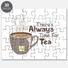 Theres Always Time For Tea Puzzle