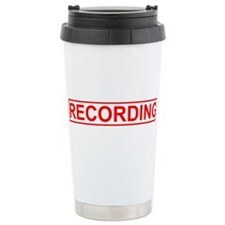 Recording Travel Mug