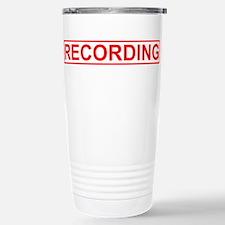 Recording Travel Mug
