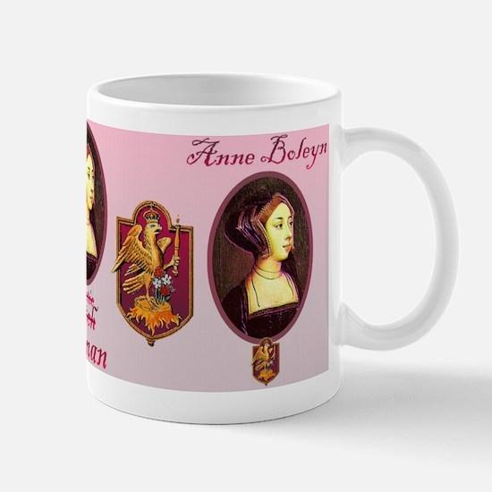 Anne Boleyn - Woman Mug