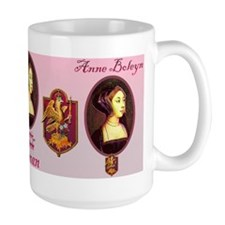 Anne Boleyn - Woman Mug