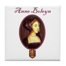 Anne Boleyn - Woman Tile Coaster