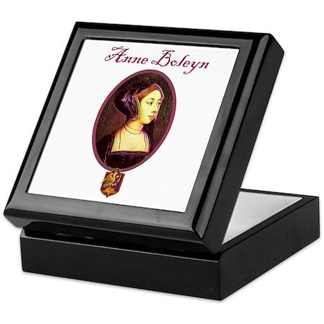 Anne Boleyn - Woman Keepsake Box
