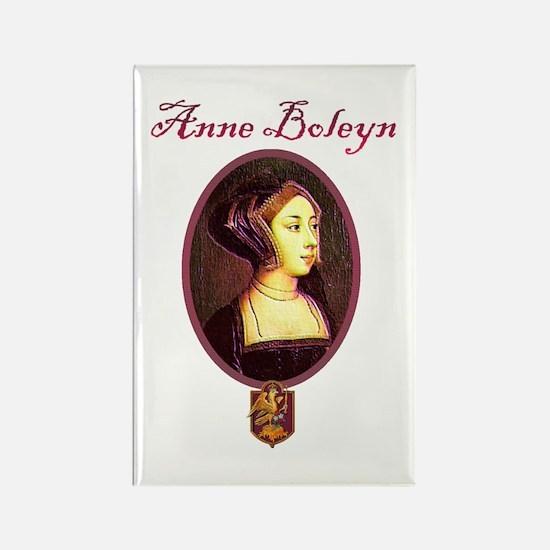 Anne Boleyn - Woman Rectangle Magnet