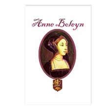 Anne Boleyn - Woman Postcards (Package of 8)