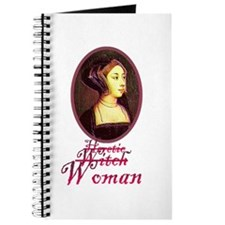 Anne Boleyn - Heretic/Witch/W Journal