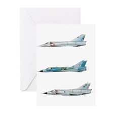 Unique 351 Greeting Cards (Pk of 10)