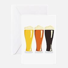 Beer Variety Greeting Cards