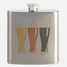 Beer Variety Flask