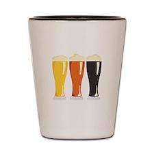 Beer Variety Shot Glass