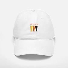 Bottoms Up! Beer Baseball Baseball Baseball Cap