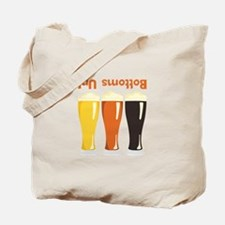 Bottoms Up! Beer Tote Bag