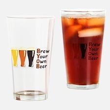BYOB Glasses Drinking Glass