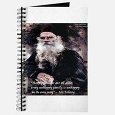 Leo Tolstoy Anna Karenina Journal