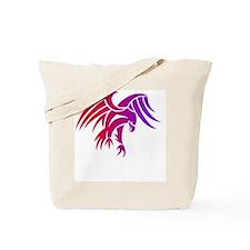 eagle tribal tattoo design Tote Bag
