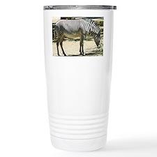 Zebra012 Travel Mug